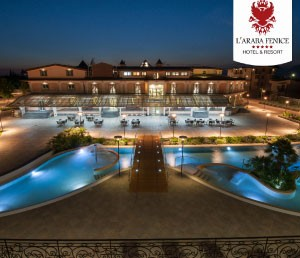 LOcation per Matreimoni a Salerno- Hotel Resort L'Araba Fenice