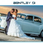 Bentley auto da cerimonia salerno