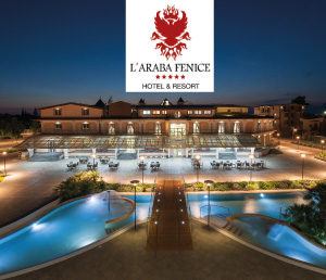 Location per matrimoni a Salerno Araba Fenice Resort
