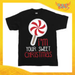 "T-Shirt Bimbo ""I'm your Sweet Christmas"""